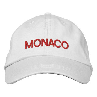 Monaco* stickte Hut