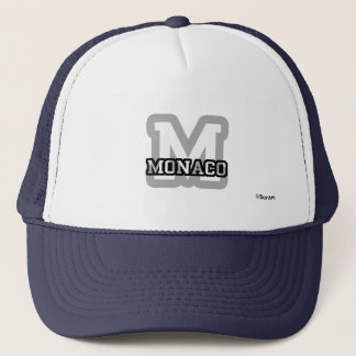 Monaco Truckerkappe