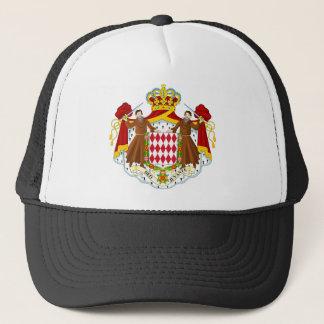 Monaco-Wappen Truckerkappe