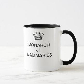 MONARCH der MAMMARIES Kaffee-Tasse Tasse