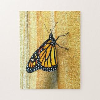 Monarch-Puzzlespiel Puzzle