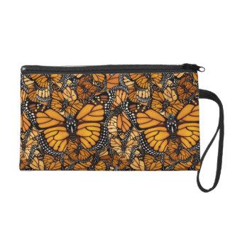 Monarch-Schmetterlings-Wirbel Wristlet