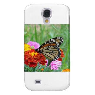 Monarch und die Ringelblumen Galaxy S4 Hülle