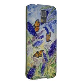 Monarchfalter-Aquarell-Samsung-Galaxie-Kasten Hülle Fürs Galaxy S5