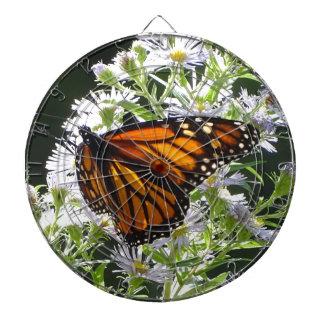 Monarchfalter Dartscheibe