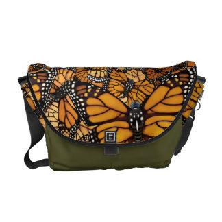 Monarchfalter-Migration Kuriertasche