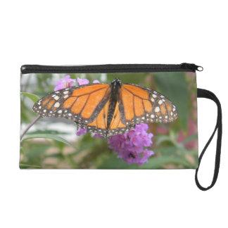 MonarchfalterWristlet Wristlet Handtasche