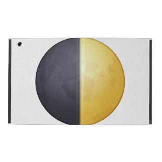 Mond des ersten Viertels - Emoji Schutzhülle Fürs iPad