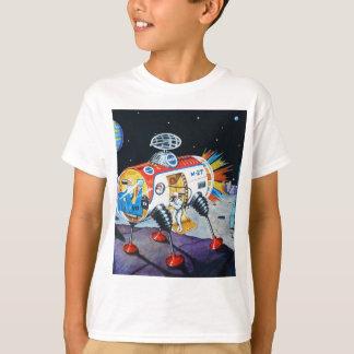 MOND-FORSCHER T-Shirt