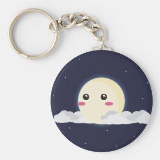 Mond Keychain Schlüsselanhänger
