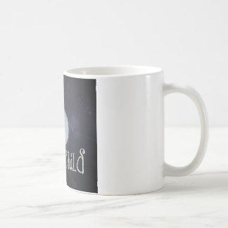 Mond-Kind Kaffeetasse
