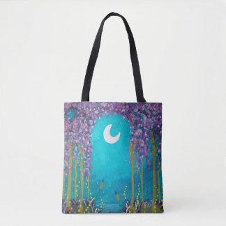 Mond-Lagune Tasche