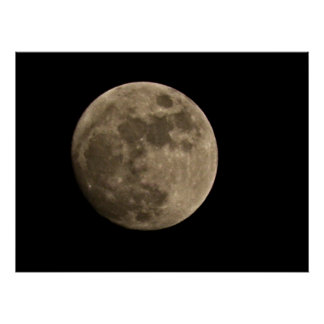 Mond Poster