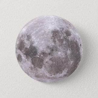 Mond Runder Button 5,7 Cm