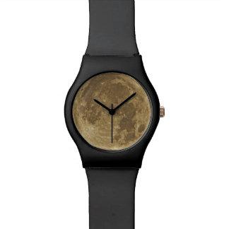 Mond-Uhr Uhren