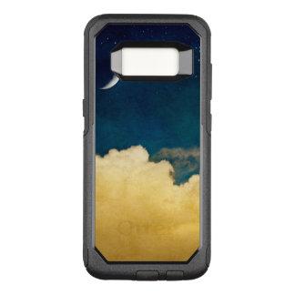 Mond und Cloudscape OtterBox Commuter Samsung Galaxy S8 Hülle