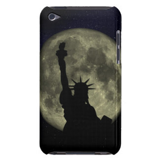 Mond und Dame Liberty Barely There iPod Case