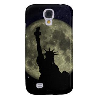 Mond und Dame Liberty Galaxy S4 Hülle