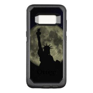 Mond und Dame Liberty OtterBox Commuter Samsung Galaxy S8 Hülle