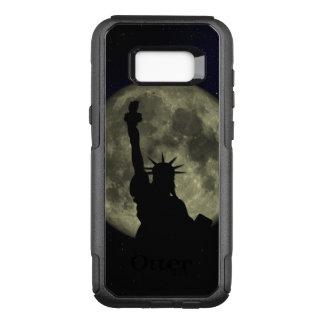 Mond und Dame Liberty OtterBox Commuter Samsung Galaxy S8+ Hülle