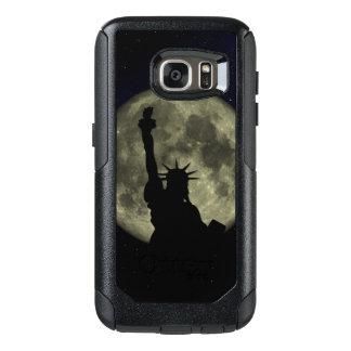 Mond und Dame Liberty OtterBox Samsung Galaxy S7 Hülle