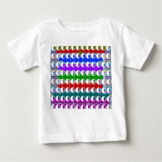 Mondenschein-Mond-Konstellationen Baby T-shirt