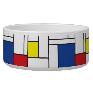 Mondrian unbedeutende De Stijl Napf