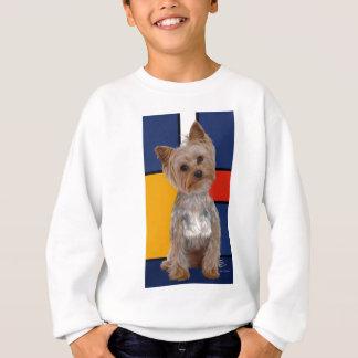 Mondrian Yorkie Sweatshirt