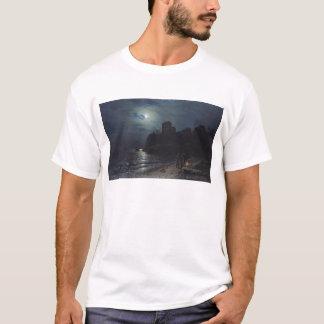 Mondschein am Rand eines Sees, 1870 T-Shirt