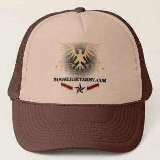 Mondschein-Armee Truckerkappe