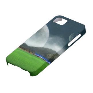 Mondschein-Fantasie iPhone 5 Schutzhülle