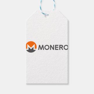 Monero Fans Geschenkanhänger
