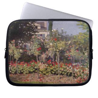 Monet Garten Laptopschutzhülle