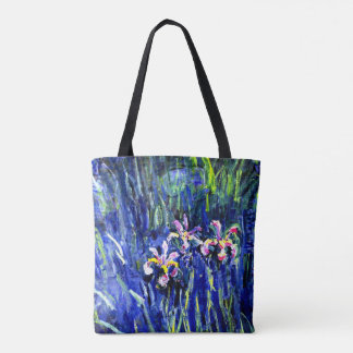 Monet - Iris Tasche