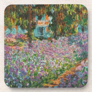 Monet Irises Untersetzer