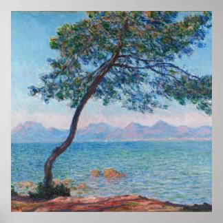 Monet Malerei Poster