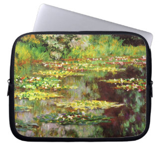 Monet - Rosen-Seegarten Laptop Sleeve