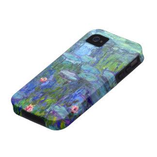 Monet Wasser-Lilien iPhone 4 Case-Mate 1915 iPhone 4 Hüllen