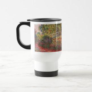 MONET Wasser-Lilien-Teich: WASSER IRISES Tasse