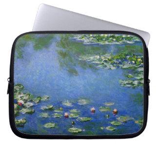 Monet - Wasser Lilys Laptopschutzhülle