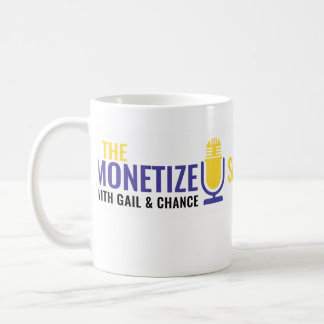 MonetizeU Kaffee-Tasse Kaffeetasse
