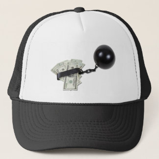 MoneyBoundInterest082510 Truckerkappe