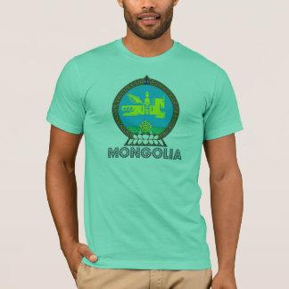 Mongolisches Emblem T-Shirt