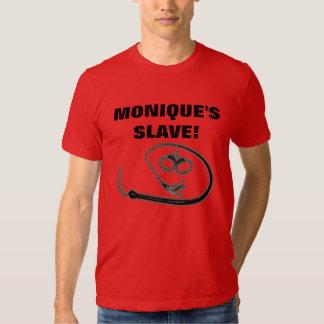 MONIQUE SKLAVE! T-Shirts