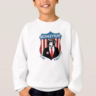 Monkeysuit für Präsidenten Sweatshirt