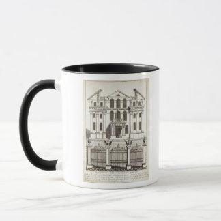 Monmouth Haus, Soho Quadrat Tasse