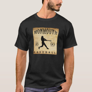 Monmouth Illinois Baseball 1890 T-Shirt