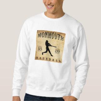 Monmouth Iowa Baseball 1889 Sweatshirt