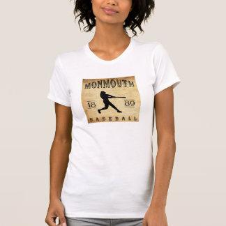 Monmouth Iowa Baseball 1889 T-Shirt