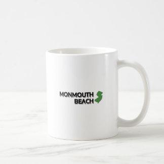 Monmouth Strand, New-Jersey Kaffeetasse